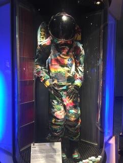 Spacesuit Hope