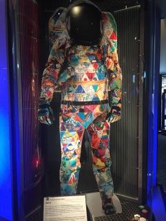 Spacesuit Unity